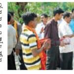 ಪುತ್ತೂರು:  ಬ್ರಹ್ಮಕಲಶೋತ್ಸವದ ಆಮಂತ್ರಣ ವಿತರಣೆ